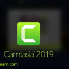 Camtasia 2019 Free Download learnfastearn.com